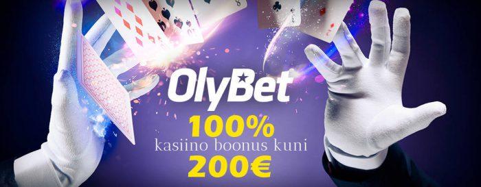 OlyBet kampaaniad