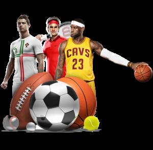 Top sports figures
