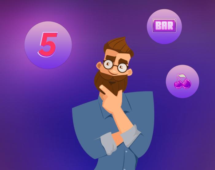 5 viga mida kasiinos vältida