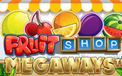 Игровой автомат Fruit Shop Megaways