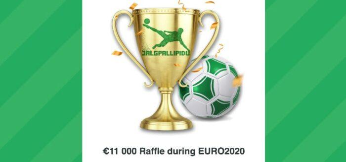 Jalgpalli EM spordiennustus ja jalgpallipidu Pafis